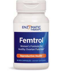 ФЕМТРОЛ™ 438 mg Enzymatic Therapy