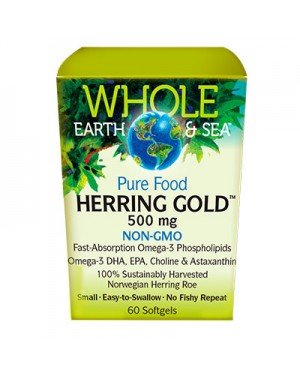 Herring Gold (Омега-3 от хайвер) Natural Factors