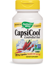 Capsicool® 390 mg Nature's Way
