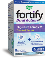 FORTIFY™DUAL  ACTION  DIGESTIVE COMPLETE Nature's Way