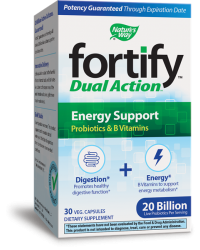 FORTIFY™DUAL  ACTION  ENERGY SUPPORT Nature's Way