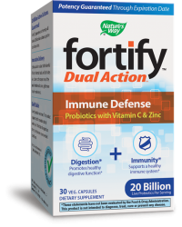 FORTIFY™DUAL ACTION™ ИМУННА ЗАЩИТА Nature's Way